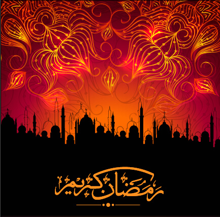 ramadan_kareem_eid_vector_background_584482